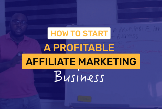 How To Start a Profitable Global Affiliate Marketing Business