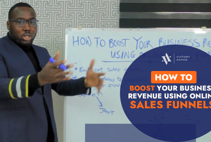 How To Boost Your Business Revenue Using An Online Sales Funnel